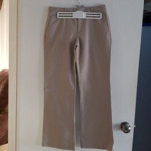 LIKE NEW Banana Republic wide leg pants.